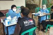 Program Vaksin Jaga Kiai, PCNU dan Polres Tangsel Sambangi Ponpes Al Tsaniyyah