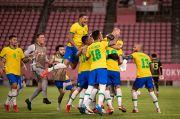 Timnas Brasil Tembus Final Usai Tekuk Meksiko Lewat Adu Penalti
