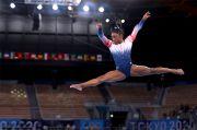 Simone Biles Sebut Medali Perunggunya Lebih Manis daripada Emas