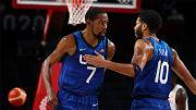 Kevin Durant Sebut Tim Basket Amerika Serikat Jadi Musuh Bersama di Olimpiade