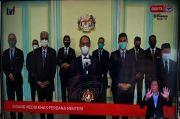 Temui Raja Malaysia, PM Muhyiddin Menolak Lengser