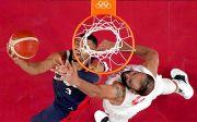 Prancis Tantang Tim Basket Amerika Serikat di Final Olimpiade Tokyo 2020