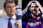 Presiden Barcelona Jelaskan Kepergian Messi, Jumat Ini
