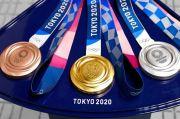 Daftar Perolehan Medali Olimpiade Tokyo 2020, Jumat(6/8/2021) Pukul 12.00 WIB