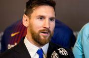 Minggu (8/8/2021) Ini Messi Sampaikan Salam Perpisahan pada Fans Barcelona di Camp Nou