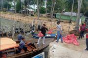 BIN Daerah Kepri Salurkan Ratusan Paket Sembako ke Nelayan