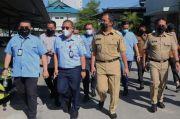 Wali Kota Puji Pembangunan Ruang Terbuka Hijau PDAM Makassar