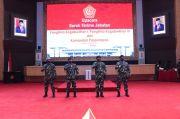 Panglima TNI Pimpin Sertijab Pangkogabwilhan I, III dan Danpaspampres di Aula Gatot Soebroto