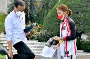 Dibeli Jokowi, Warganet Serbu Sepatu Besutan Greysia Polii