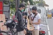 Musisi dan Pelaku Jasa Hiburan Gulung Tikar, Alat Musik di Lelang di Pinggir Jalan