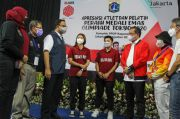 Apriyani Rahayu: Doa Rakyat Indonesia Bisa Kami Rasakan di Olimpiade Tokyo 2020
