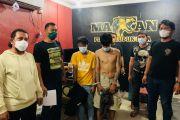 Dua Pelaku Curanmor Ditangkap Polsek Lubuk Baja Saat Hendak Menjual Hasil Curian