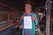 Miris! Kakek Tua Renta Sebatang Kara Digugat Anak Kandung Gara-gara Tanah Warisan