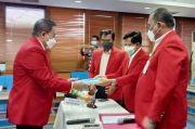 Dirjen Pelayanan Kesehatan Kemenkes Prof Abdul Kadir Daftar Calon Rektor Unhas