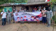 Upacara HUT ke-76 RI Sederhana di Perbatasan Pulau Karimun Anak, Bangkitkan Semangat Nasionalisme