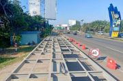 Info Tol Jakarta Cikampek: Ada Pekerjaan Rekonstruksi Ruas Cibitung KM 25