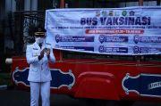Bogor Luncurkan 3 Bus Gratis untuk Antar Jemput Peserta Vaksinasi Covid-19
