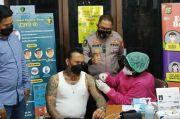 Nora Alexandra Bantah Paksa Jerix SID Vaksin: Hobinya Nyalahin!