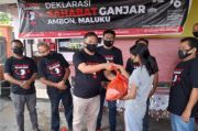 Usung Toleransi dan Hargai Perbedaan, Sahabat Ganjar Maluku dan NTT Deklarasi