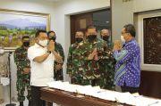 Perkuat Keamanan, Moeldoko Dorong Percepatan Pembangunan Dermaga Lantamal VI Makassar