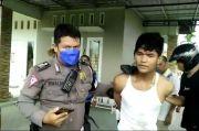 Mabuk Sabu Bercampur Ekstasi, Pemuda 19 Tahun Ngebut Tabraki Pejalan Kaki di Padang