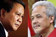 Faktor yang Bikin Elektabilitas Prabowo Subianto dan Ganjar Pranowo Kian Moncer