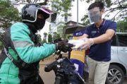 Gap Vape Tebar Makanan Siap Saji Bantu Warga Tangerang Hadapi Pandemi
