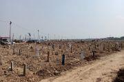 PPKM Level 3 di Jakarta, TPU Rorotan Cilincing Alami Penurunan Drastis