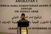 213 Hafiz Ikut Seleksi Imam Masjid untuk Uni Emirat Arab