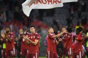 Hasil Liga Jerman 2021/2022 Lewandowski Hattrick, Bayern Muenchen Gasak Hertha Berlin