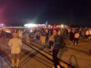 Samsung Galaxy A21 Meledak, Pesawat Alaska Airline Mendarat Darurat