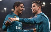 Reuni dengan Ronaldo di Manchester United, Varane: Dia Seorang Legenda!