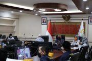 Rapat Kerja dengan Menaker, Ketua DPD RI Bahas Penempatan Pekerja Migran