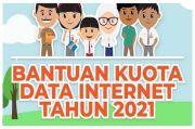Info Penting, Masa Unggah SPTJM untuk Bantuan Kuota Data Diperpanjang