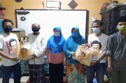 Relawan Muhaimin Bagikan Paket Sembako untuk Guru Ngaji di Jakarta