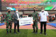 Dukung Penunjang Kesehatan TNI AD, BRI Serahkan Bantuan 6 Unit Ambulans Mini ICU