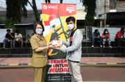 Dukung Vaksinasi RPTRA Matahari, SiCepat Salurkan Makanan untuk Nakes