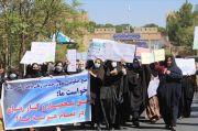 Minta Hak-haknya Dilindungi, Kaum Perempuan Afghanistan Geruduk Kantor Gubernur