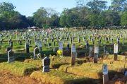 Kasus Covid-19 di Jakarta Melandai, Pemakaman Jenazah di TPU Bambu Apus Turun Drastis