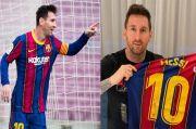 Isi Burofax Lionel Messi saat Ingin Tinggalkan Barcelona Bocor