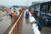 Muara Baru Jakarta Utara Terancam Tenggelam hingga 4,6 Meter jika Banjir Rob Tidak Ditangani