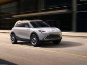 Smart SUV, Mobil Pertama Kerja Sama Mercedes-Benz dan China