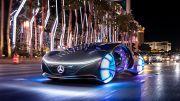 Mercedes-Benz Vision AVTR Bukti Nyata Pengendalian Mobil Lewat Alam Pikiran
