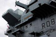 Kapal Induk Terbesar Inggris Sambangi Jepang yang Cemas dengan China