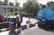 Sudah 4 Bulan Warga di Lereng Timur Gunung Merapi Kesulitan Air Bersih