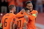 Benturan Serius Saat Belanda vs Turki: Virgil van Dijk Minta Fans Tak Perlu Khawatir