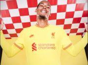 Liga Inggris Jersey Ketiga Liverpool Jadi Olok-Olok Netizen