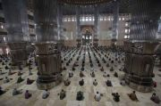 Masjid Istiqlal Gelar Salat Jumat, Jamaah Wajib Tunjukkan Sertifikat Vaksin