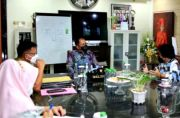 Dinas PU Makassar dan USAID Kembali Bahas Pengelolaan Air Limbah Domestik
