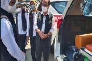 Layanani Lansia Non Panti, Pemprov Jatim Siagakan 7 Ambulans